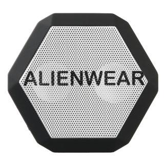 AlienWear Art Black Bluetooth Speaker