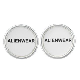 AlienWear Art Cufflinks