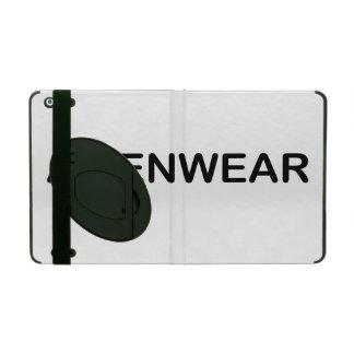 AlienWear Art iPad Folio Case