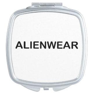 AlienWear Art Makeup Mirror