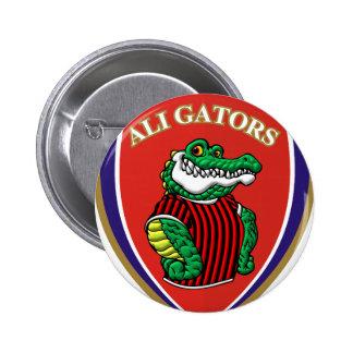 Aligator 2 Inch Round Button
