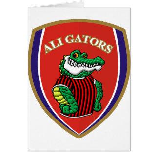 Aligator Card