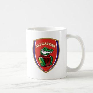 Aligator Coffee Mug