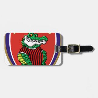 Aligator Luggage Tag