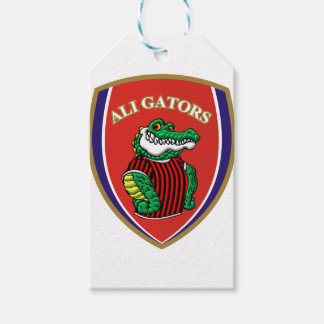 Aligator Pack Of Gift Tags