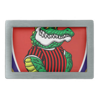 Aligator Rectangular Belt Buckle