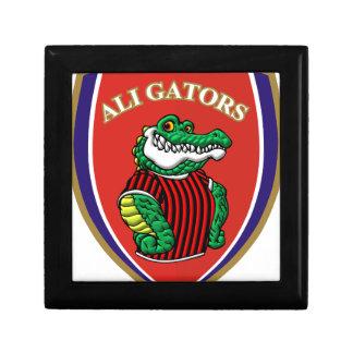 Aligator Trinket Boxes
