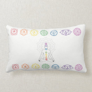 Align Your Chakras Pillow