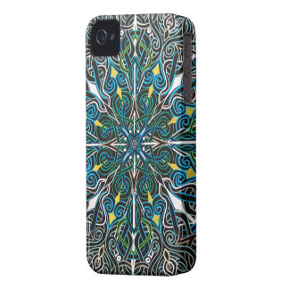 Alignment iPhone4/4s Case by Meghan Oona