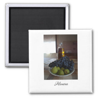 Alimena, Sicily - Italian Country Kitchen Magnet