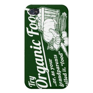 Aliment biologique - vos grands-parents l ont appe étui iPhone 4/4S