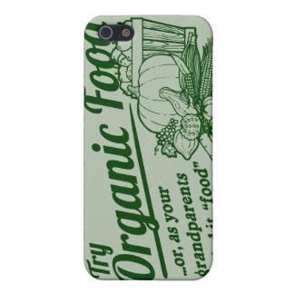 Aliment biologique - vos grands-parents l ont appe étui iPhone 5