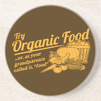 Aliment biologique - vos grands-parents l ont appe dessous de verre