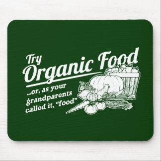 Aliment biologique - vos grands-parents l ont appe tapis de souris