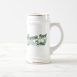 Aliment biologique - vos grands-parents l ont appe mug à café