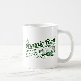 Aliment biologique - vos grands-parents l ont appe mugs
