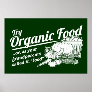 Aliment biologique - vos grands-parents l'ont appe