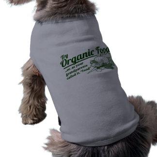 Aliment biologique - vos grands-parents l'ont appe manteau pour animal domestique