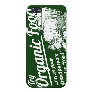 Aliment biologique - vos grands-parents l'ont appe coque iPhone 5