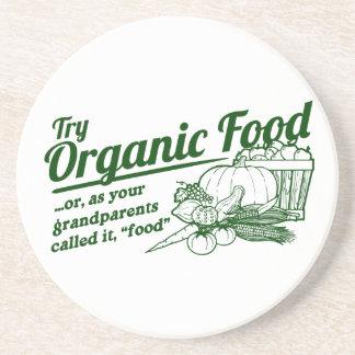 Aliment biologique - vos grands-parents l'ont appe dessous de verres