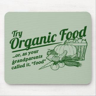 Aliment biologique - vos grands-parents l'ont appe tapis de souris