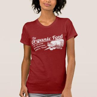 Aliment biologique - vos grands-parents l'ont appe tee-shirt