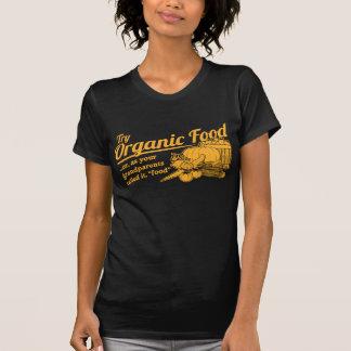 Aliment biologique - vos grands-parents l'ont appe tee shirt