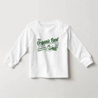 Aliment biologique - vos grands-parents l'ont t-shirts