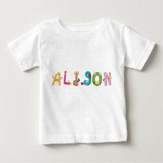 Alison Baby T-Shirt