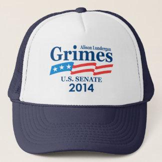 Alison Grimes 2014 Trucker Hat