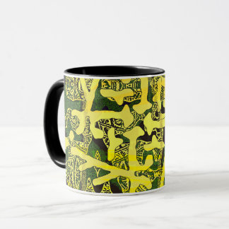 """Alkali Mismatched With Acid"" Mug"