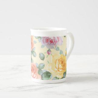 Alke buttercup tea cup