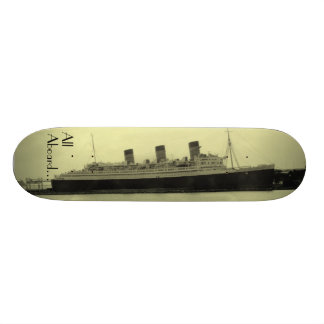 All Aboard... Skateboard