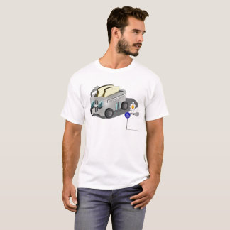 All aboard the toaster bus T-Shirt