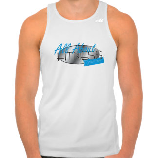 All About Fitness Tank