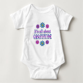 ALL ABOUT GRATITUDE BABY BODYSUIT