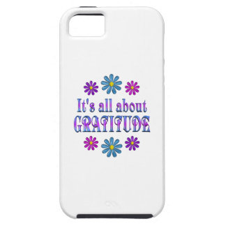 ALL ABOUT GRATITUDE CASE FOR THE iPhone 5
