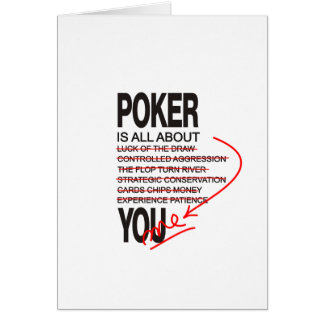 All About Poker Card