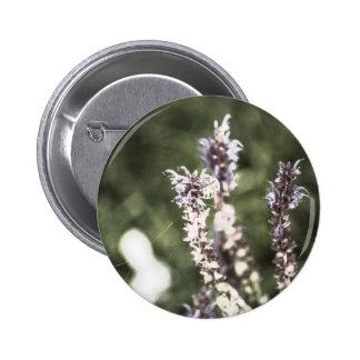 All About Pollen 2 Inch Round Button