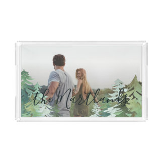 ALL ABOUT THE NAME ACRYLIC TRAY
