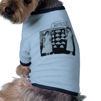 All about the Nurse Uniform Dog T Shirt