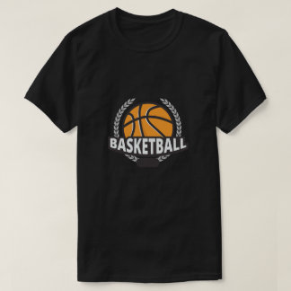 All American Basketball Team on Wheat Laurel T-Shirt