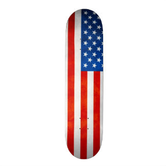 All American Custom Signature Pro Park Board Skate Deck