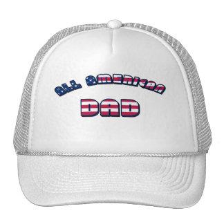 All American Dad Trucker Hat