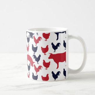 All American Farm Mug