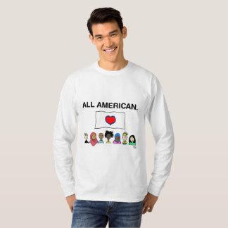 All American Men's Longsleeve Shirt