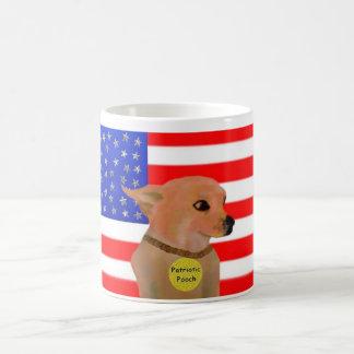 All American Pooch Coffee Mug