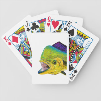 All American Trophy Bicycle Playing Cards