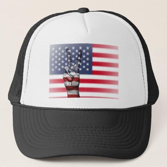 All American Trucker Hat
