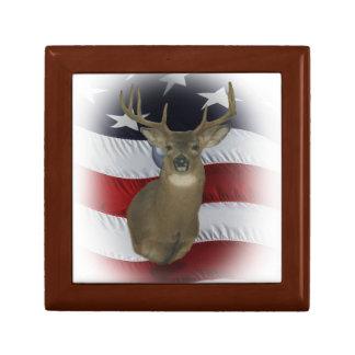 All American Whitetail Deer Hunter Gift Box